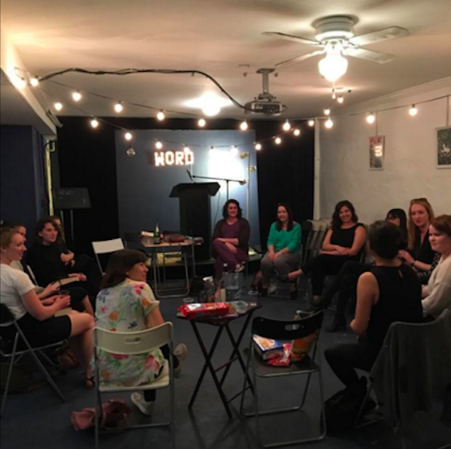 Gilmore Girls Book Club meets every fourth Sunday at Word Bookstore in Greenpoint. Photo via Facebook.