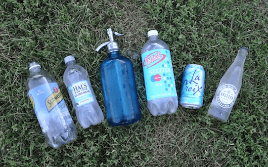 Which Seltzer Is Truly The Greatest Of Them All A Blind Taste Test