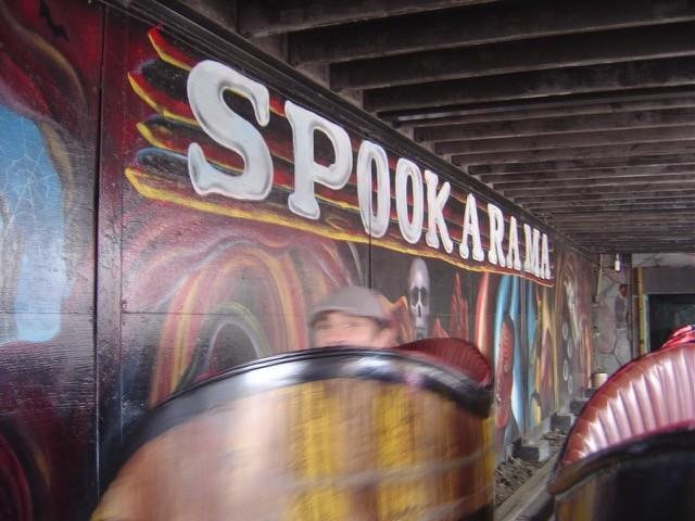 Coney Island's famous Spookarama is now in VR