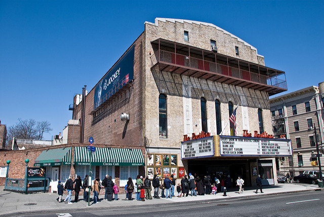 Nitehawk is taking over the Pavilion Theater, giving hope not everything will become condos eventually