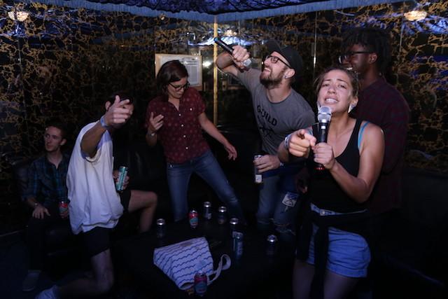 Sneak peek: Inside the new Brooklyn Bazaar, which opens tonight in a three-story punk rock funhouse