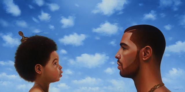 Pratt alumni Kadir Nelson designed Drake's 2013 album art. Catch him in person Saturday. Via Pratt.