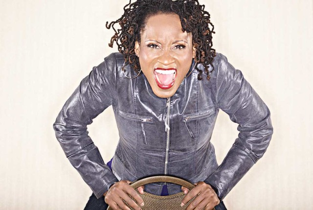 Comedian Pat Brown on the album, black comedy clubs in New York, and her worst side job ever