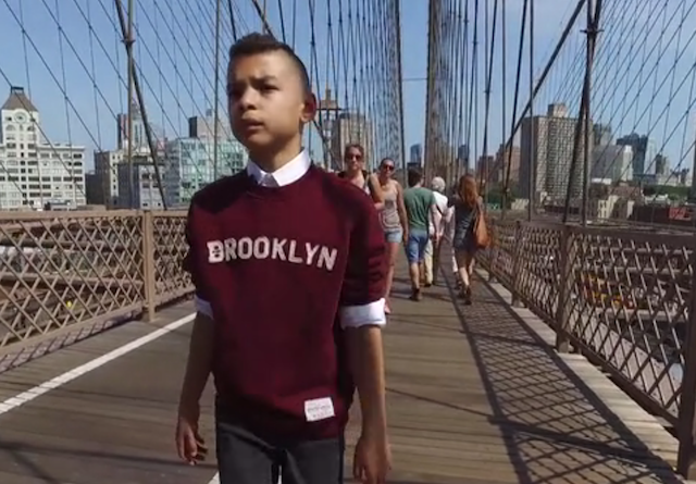 10-year-old's new comic series 'Kid Brooklyn' asks: What does a real Brooklyn superhero look like?