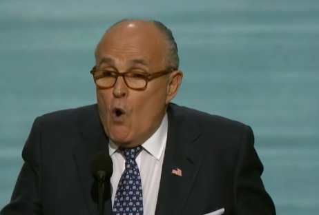 Is Donald Trump a feminist? Rudy Giuliani certainly seems to think so