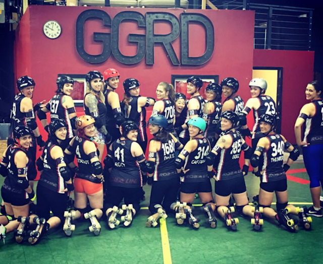 Skate over, boys: the Gotham Girls are holding tryouts for their 2017 season