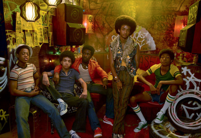 The Get Down: Jaden Smith, the Bronx, and you? Via Netflix.