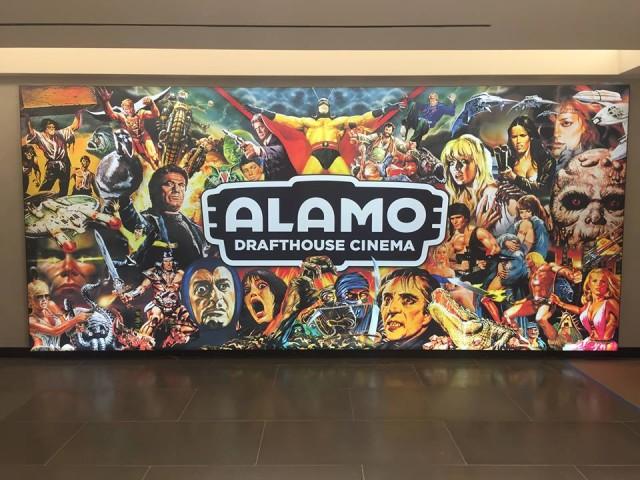 Brooklyn's Alamo Drafthouse in Brooklyn is finally opening!