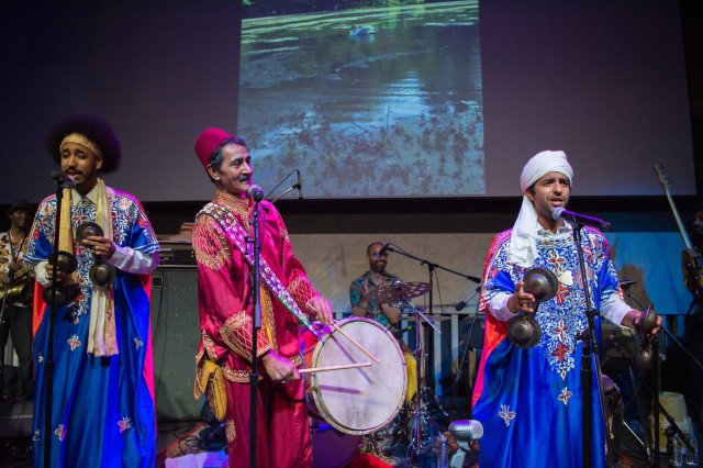 Groove away your Sunday with Innov Gnawa (#19) (pic by Kevin Yatarola)