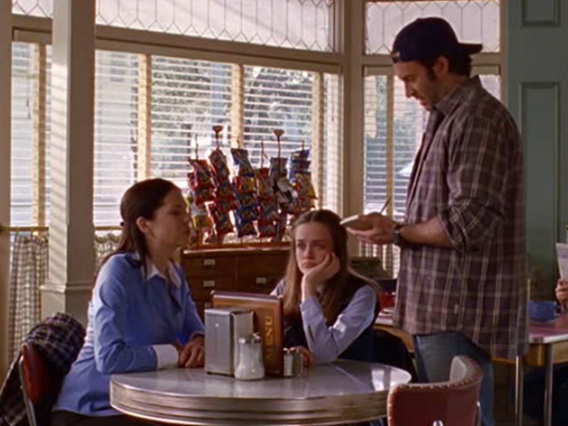 Gilmore Girls Cafe