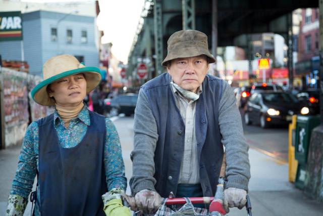 Kristen Hung, Clem Cheung. photo: Craig Blankenhorn