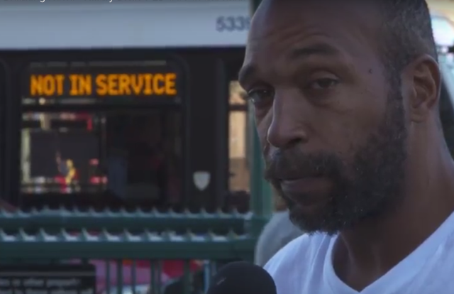 Watch New Yorkers' reactions when they think Hillary Clinton lost the election