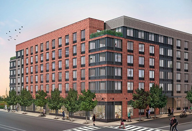 Apply now for a $368/month studio apartment in this fancy Greenpoint complex