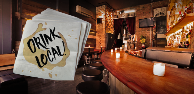 Drink for cheap at Brooklyn's best bars, wineries and distilleries for Drink Local Week!