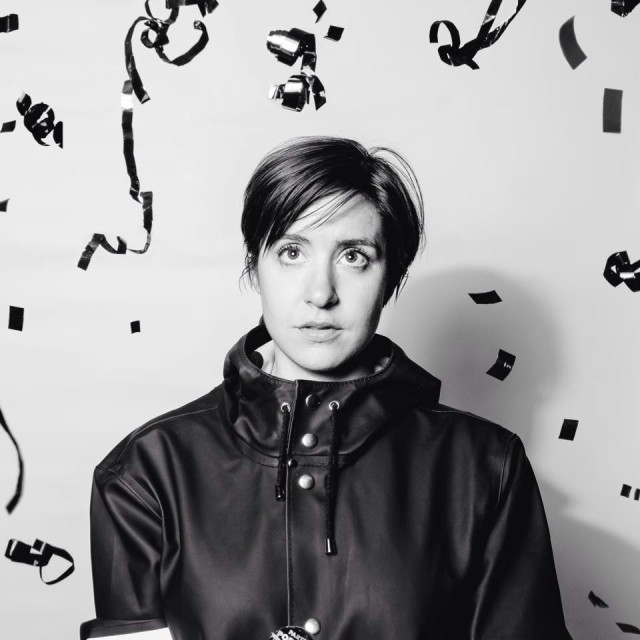 Go wild with Laura Stevenson (#10) (pic by Christopher Hainey)