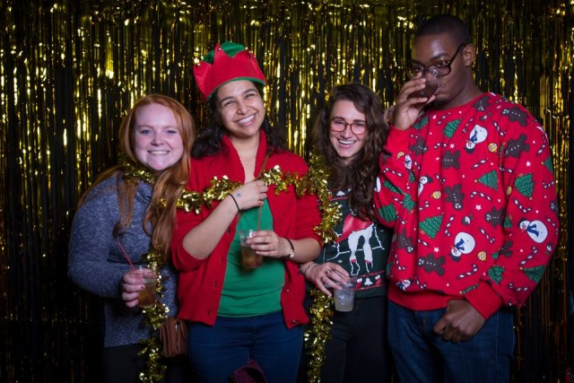 The 6th annual No Office Holiday Party is returning on 12/9!