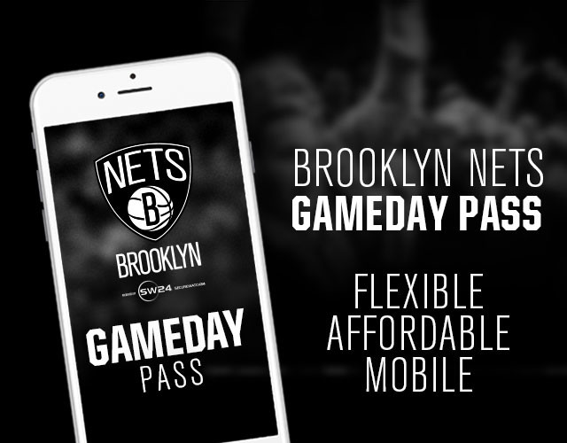 Get these sweet exclusive ticket deals to upcoming Nets games!