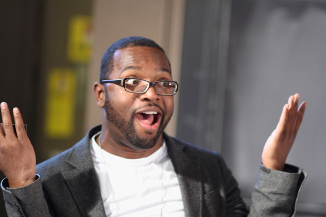 Laugh it up with Baratunde Thurstaon at the Brooklyn Museum (#10) (pic by Sage Ross/Wikimedia)