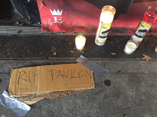 RIP Pavilion: Paying tribute to the best worst theater in Brooklyn on its final day