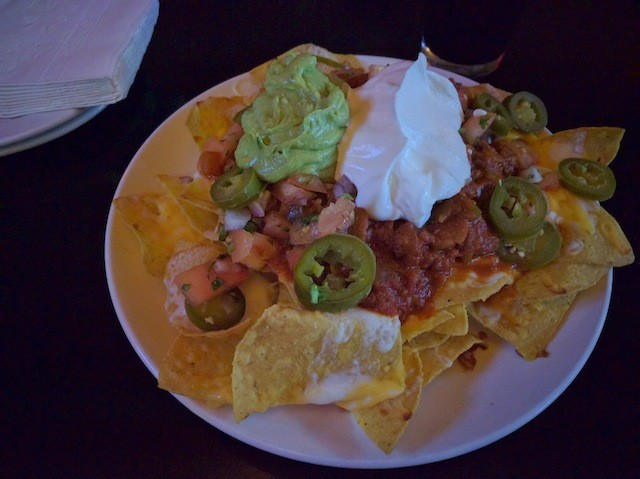 Go home nachos, you're drunk. Erin Phillips / Brokelyn