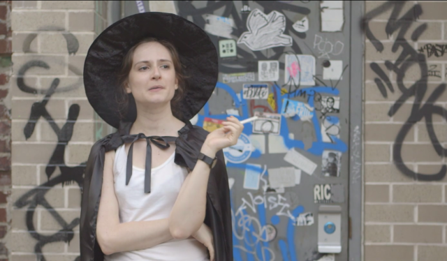 'Basic Witch' is all about the pointy hats and capes we put on just to be ourselves