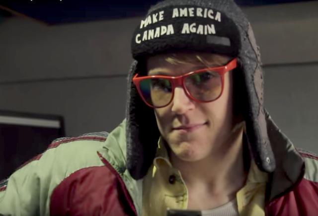WATCH: BK artists make one last bid for you to move to Canada if Trump wins