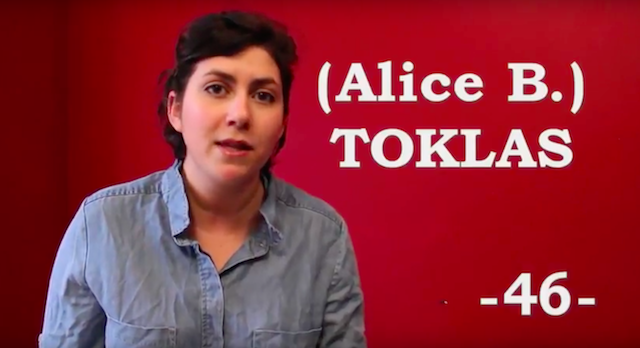 Watch: 50 anti-Trump puns about powerful women in 120 seconds