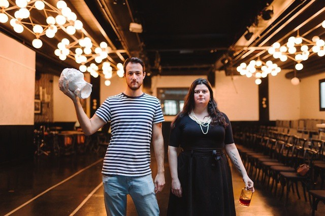 Daniel Ellis-Ferris (left) and Brianna Maury (right). via WeWork