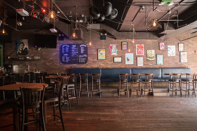 Party like a rock star: Book your holiday party now at the legendary Knitting Factory!