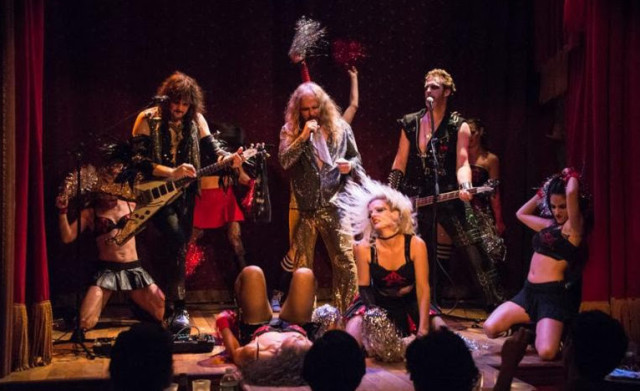Get grungy with The Love Show (#) (pic by John Huntington)