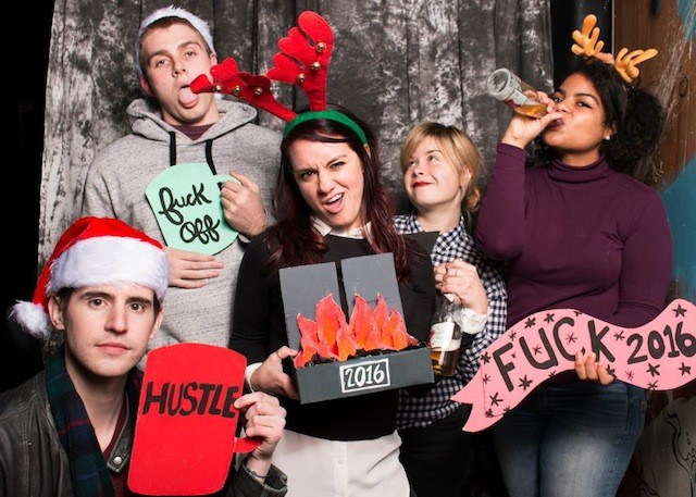 NSFW! Pictures from the 6th annual No Office Holiday Party