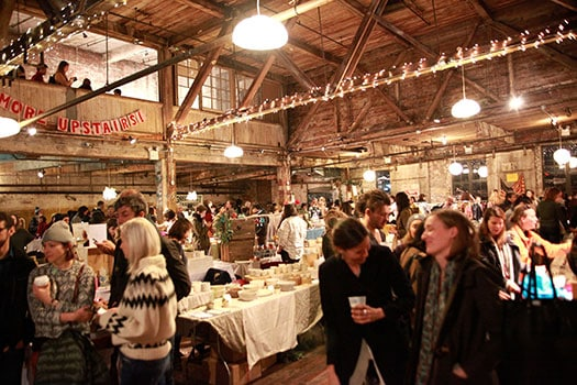 Get out of the cold at Greenpointers' tropical holiday market on Sunday