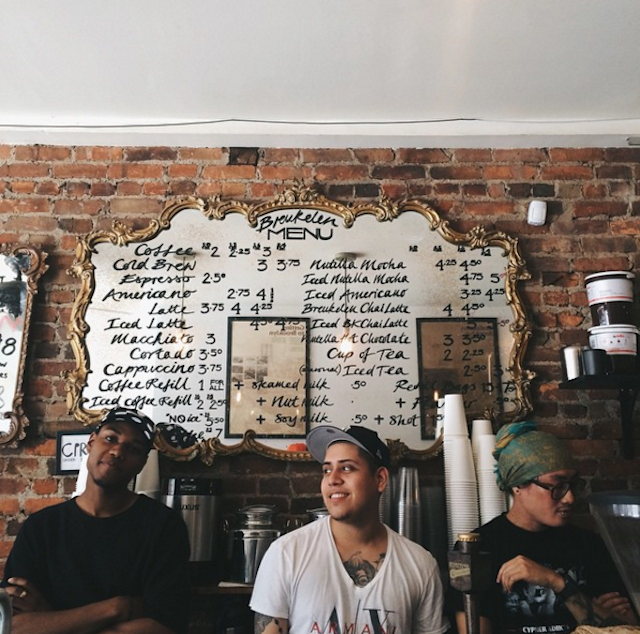 Breukelen is just one of the great black-owned businesses you can search on the map. via IG