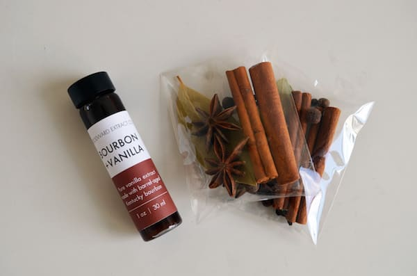 Woodward Extract Mulled Wine Kit