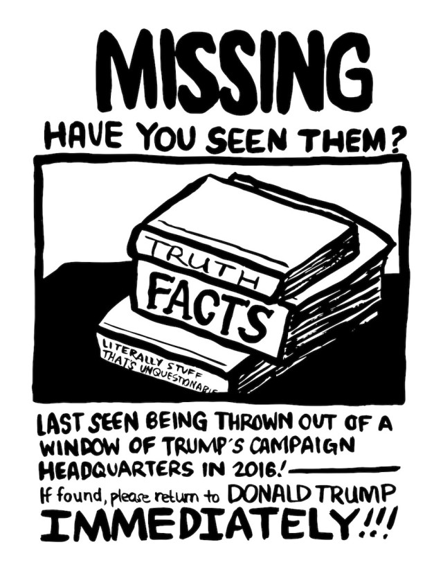 facts poster
