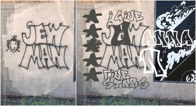 8 DIY ways to turn post-Trump hate graffiti into something positive