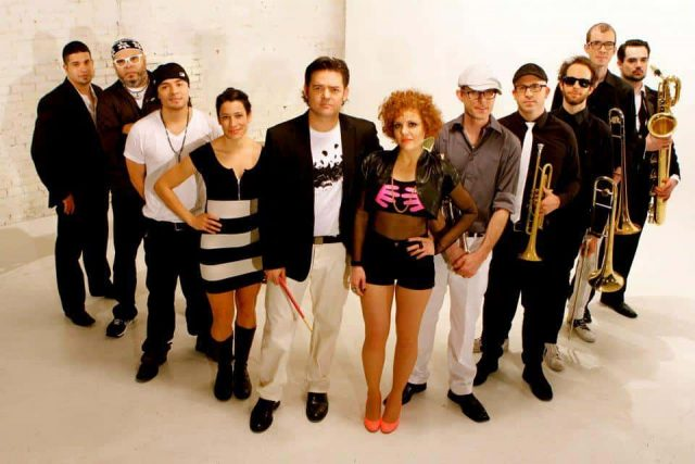 The Williamsburg Salsa Orchestra will get you moving (#20)