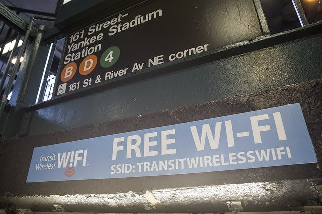 Every subway station now has cell service and wifi, and a new era of bitching at the MTA has dawned