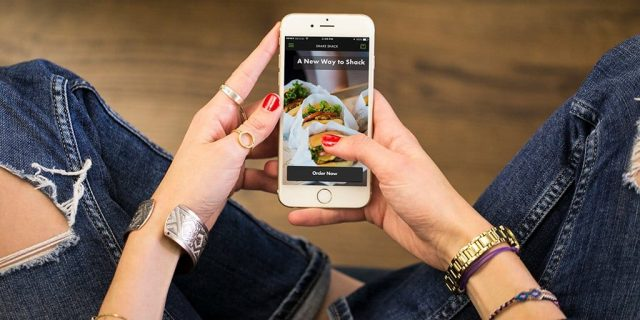 Get a free burger right now on the new Shake Shack app