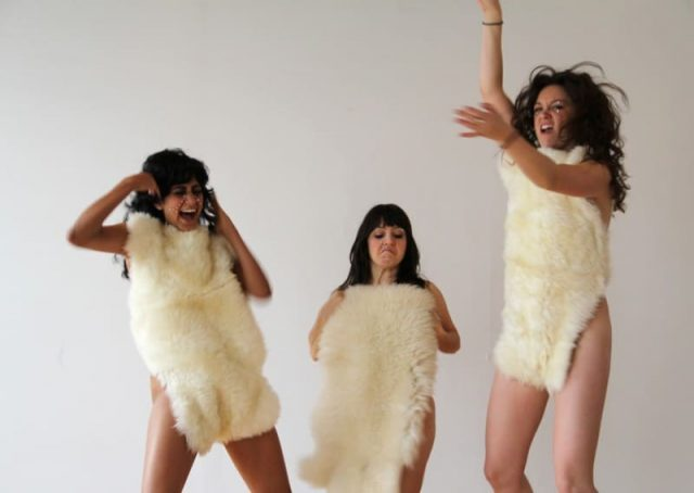 'Move' your audience to tears of laughter like Cocoon Central Dance Team. via Dance NYC