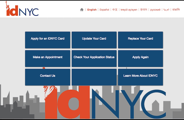 You can now apply for your NYC ID online! Most of it, at least