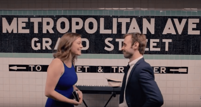 Watch: What 'La La Land' would be like if it were set in New York City