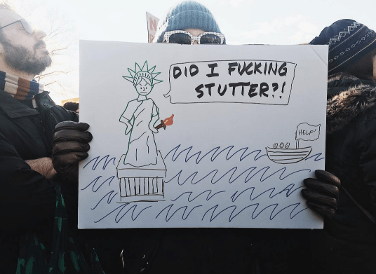 This week in activism: Anti-Trump protests, fundraisers and more in NYC this week