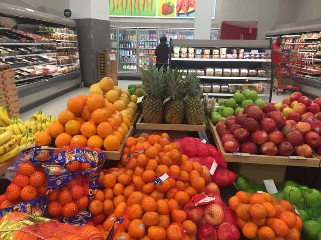 Price check: Downtown Brooklyn's brand-new Target is selling cheap produce and meat