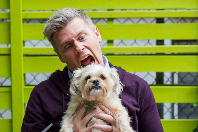 Find out why Christian Finnegan is a comedy outlier (#9)