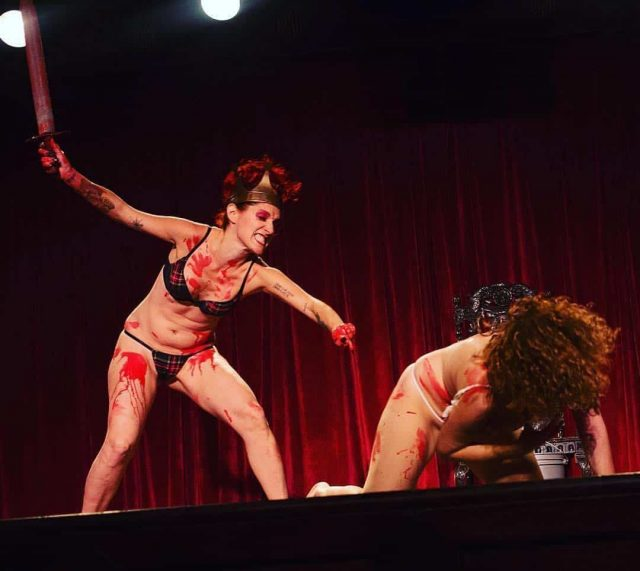 The 20 best cheap things to do this weekend, bloody striptease edition