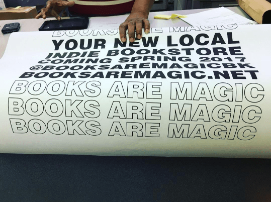 New bookstore alert! Books Are Magic, the heir to BookCourt, is opening in the spring