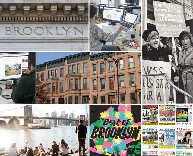 Brownstoner Schneps Communications Acquisition Collage