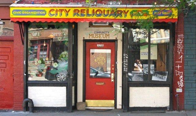 Via City Reliquary