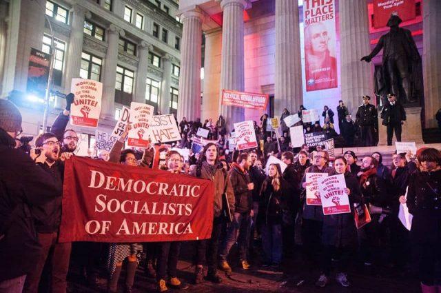 (NYC Democratic Socialists of America/Facebook)